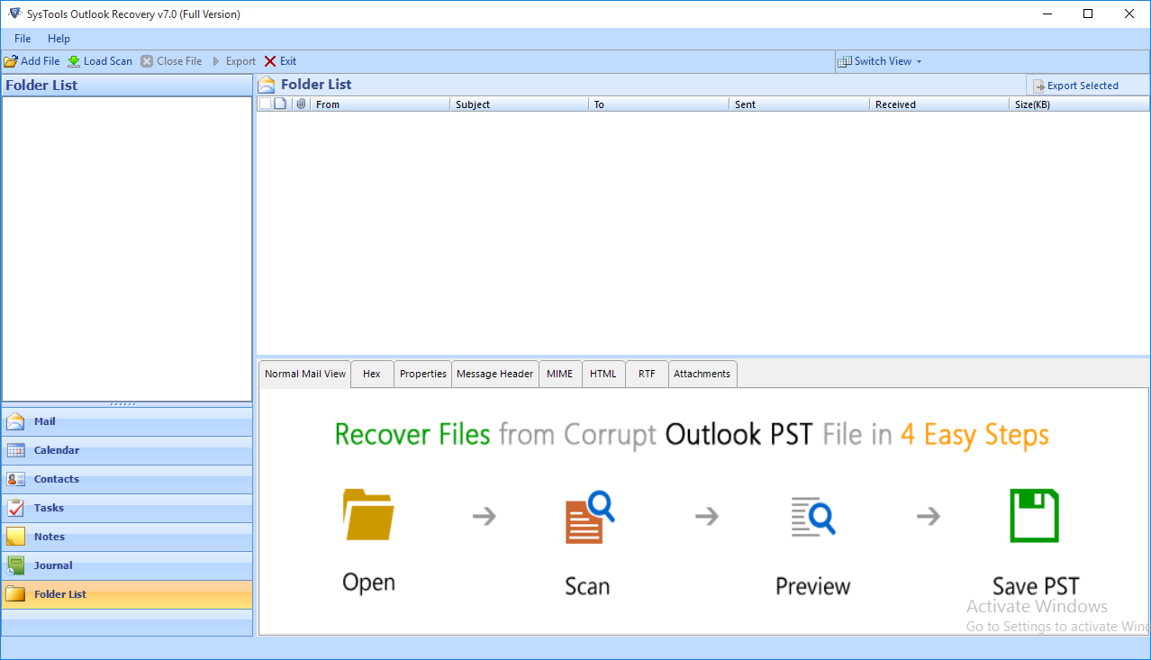Fix Outlook Error – The operation failed  An object could