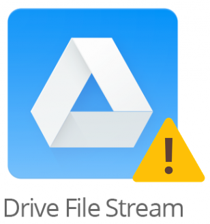 Resolve Google Drive File Stream Not Syncing or Not Showing Up