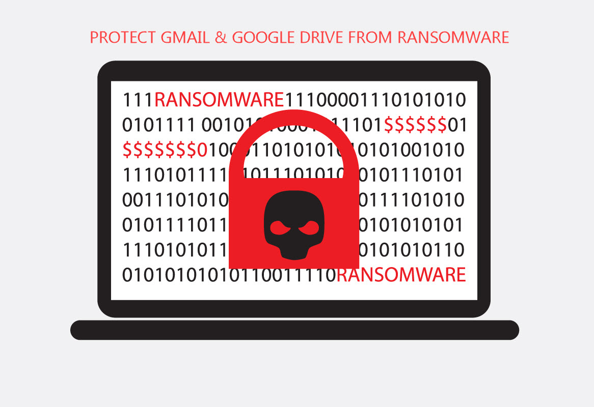 Protect Gmail | Google Drive from Ransomware – Protection Tips