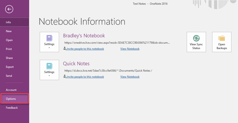 What is Microsoft OneNote : How to Clear OneNote Cache 2016