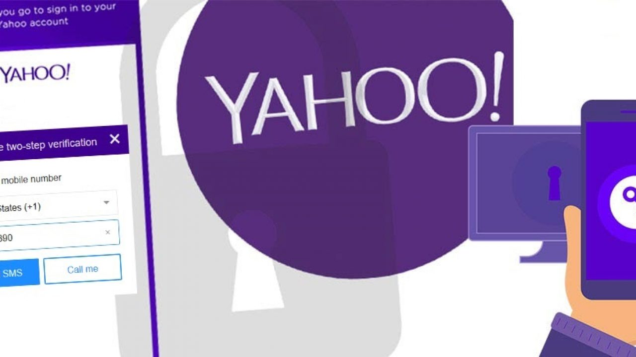 How to Enable 2 step verification in Yahoo Account for Outlook