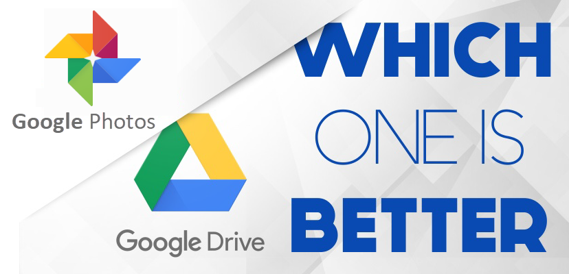 Difference Between Google Photos vs Google Drive: Where to Store