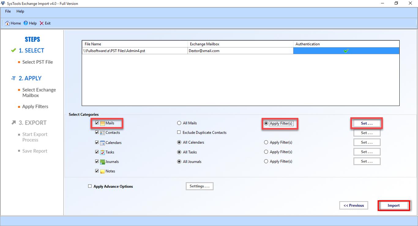 Move Outlook Data File to Exchange Server – Effortlessly