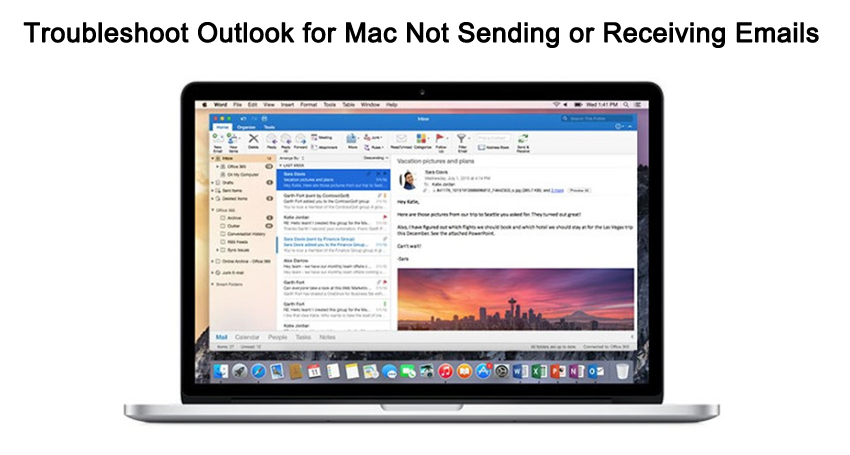 outlook for mac does not download all emails