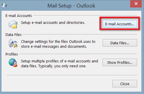 How to Manually Connect Office 365 to Outlook 2016 /2013
