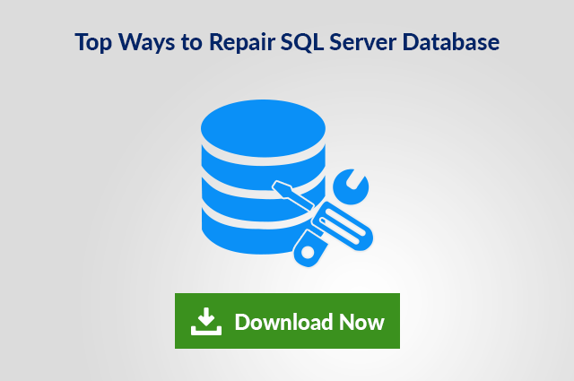 Repair SQL Server Database