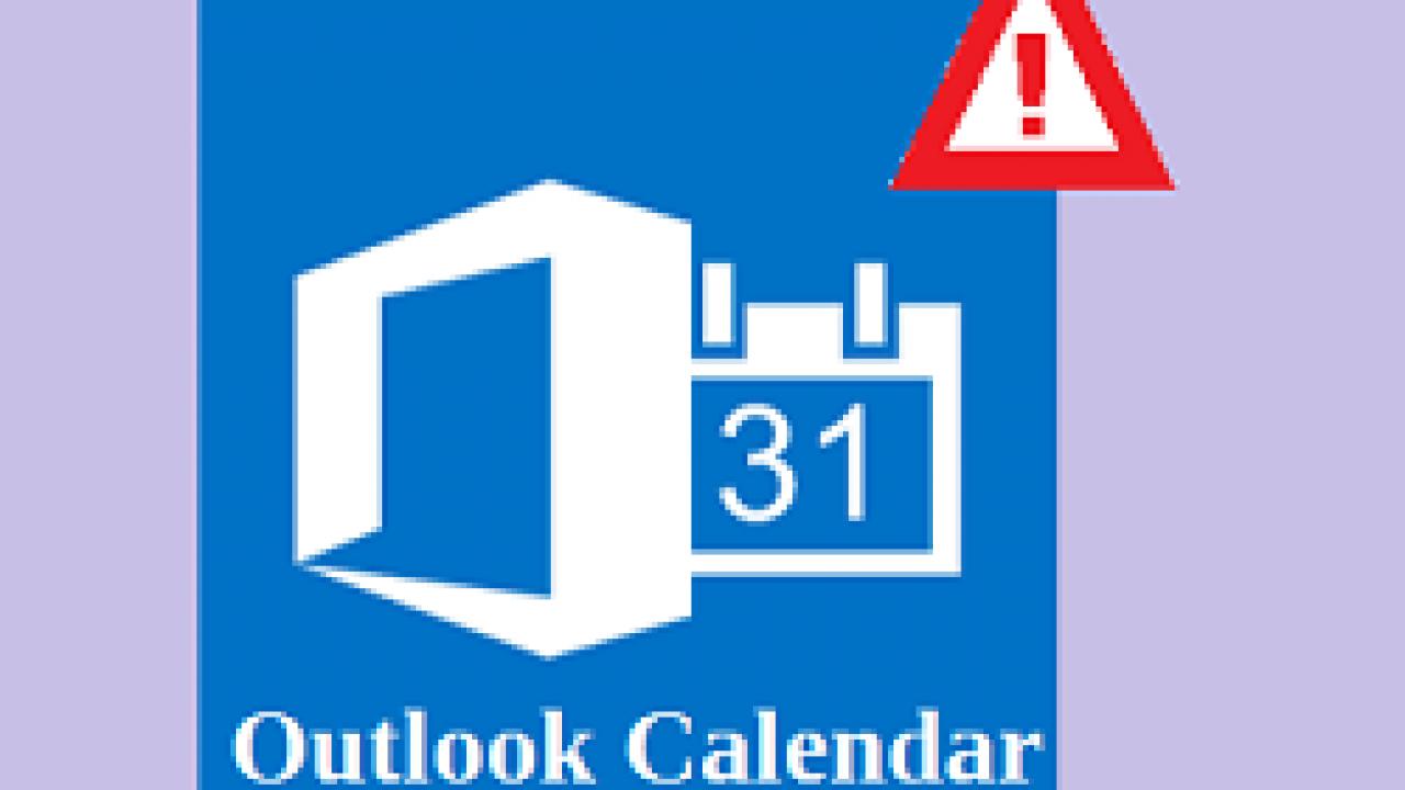 Fix Microsoft Outlook Calendar not Responding in Windows OS