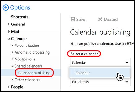 Calendar Publishing