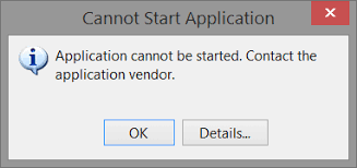 export tool issues