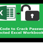 How to Unprotect VBA Project in Excel Without Password 2016, 2013, 2010