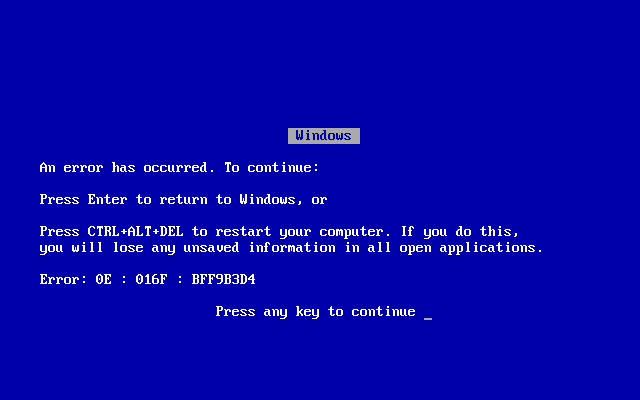 Quick Guide on BSOD Error: Causes & its Solution