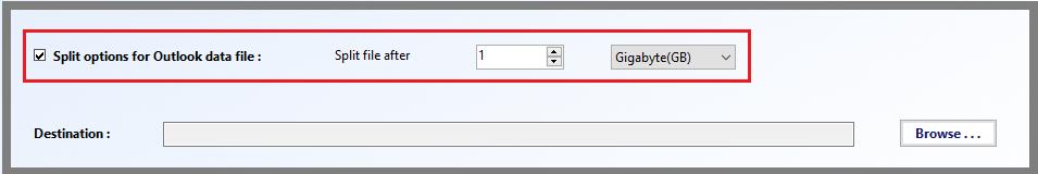 Export Mailbox Into PST of Specific Date Range In Exchange