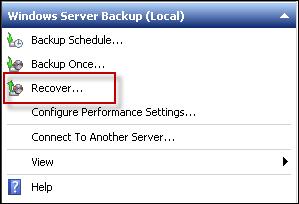 Restore Exchange 2010 Mailbox From Backup