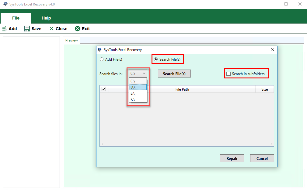 """We Found A Problem with Some Content in Excel 2016 Error"""" [5 Methods]"""