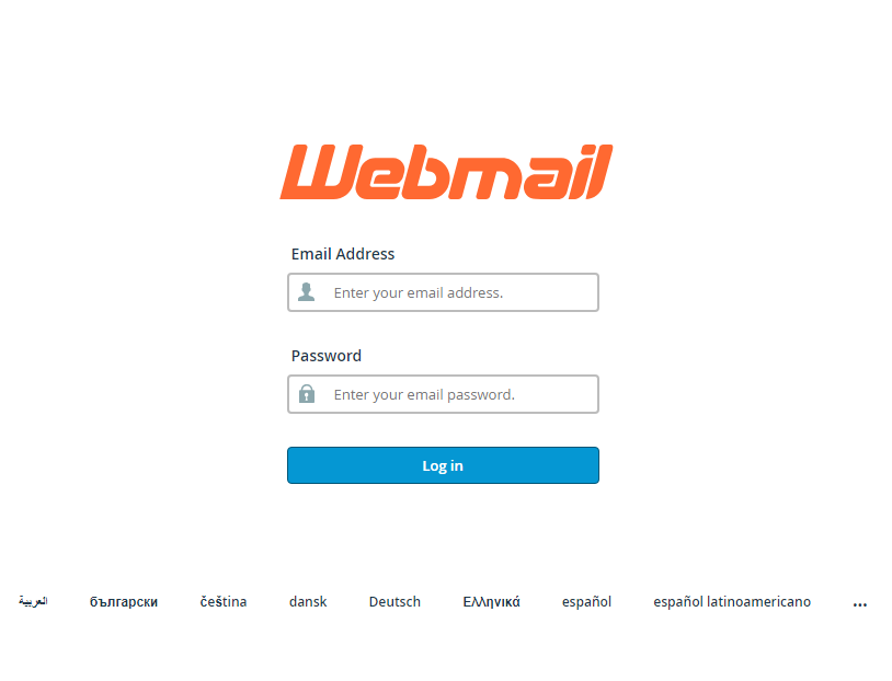How to Download all Email Folders From Horde Webmail via cPanel?