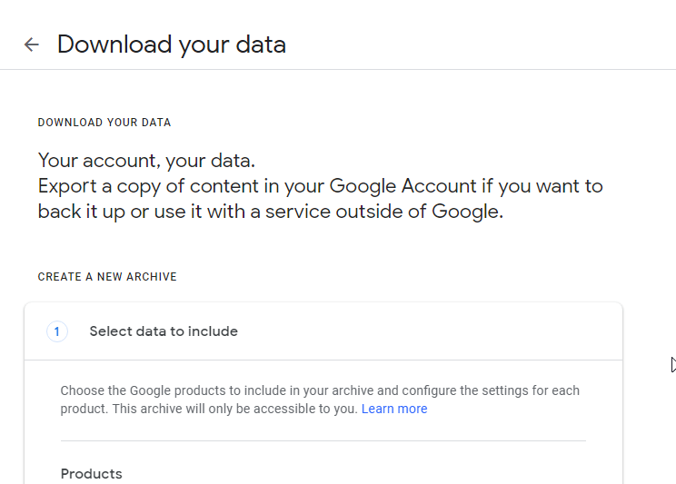 Import Google Takeout Emails to Office 365 Business Account