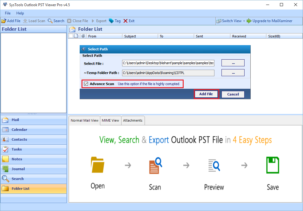 Search Outlook Emails For Exact Phrase – Find Keywords Into PST Files