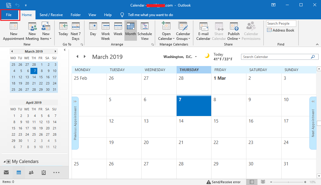 PST To ICS – Export Outlook Calendars Into ICS File Format