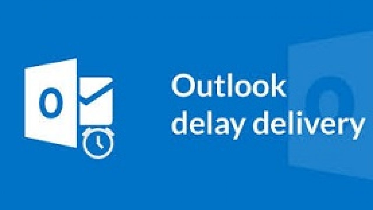 How to Fix Delay in Receiving emails in Outlook 2019, 2016, 2013, 2010 ?