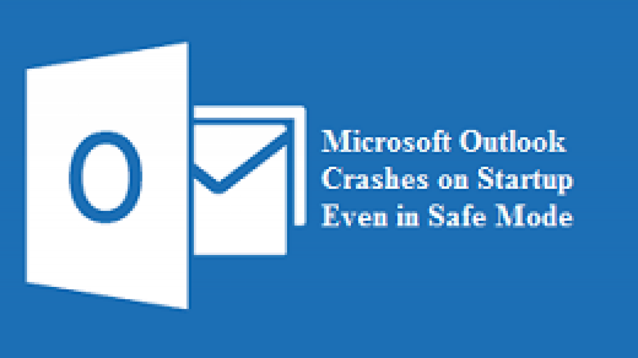 Fix Outlook Crashes on Startup even in Safe Mode – MSPST32