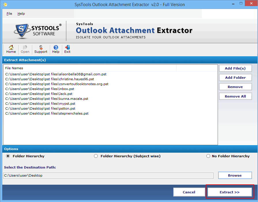 Best Methods to Save Outlook Attachments to Desktop
