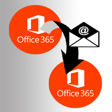 Migrate Office 365 account