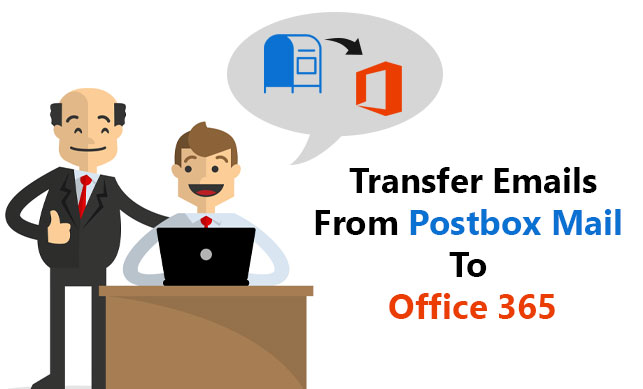 Export Postbox Mail to Office 365