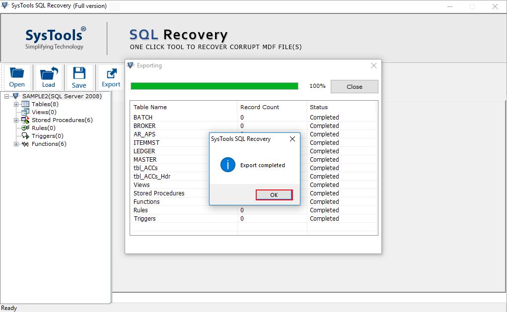 Resolve SQL Server Error 5172
