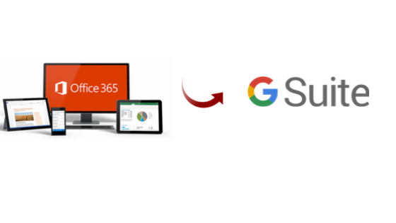 migrate Office 365 docs to Google Apps for business