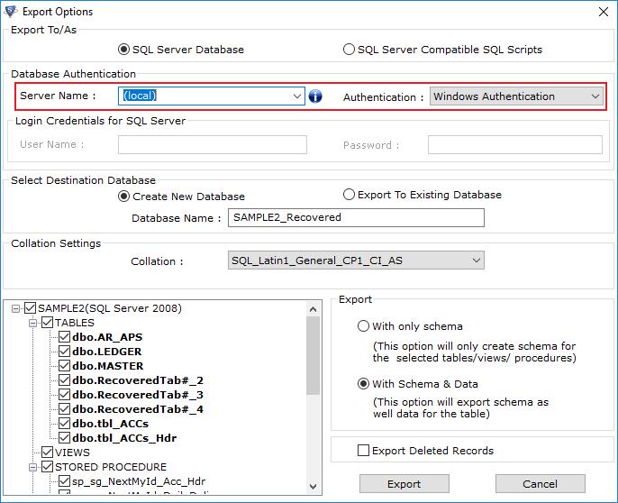 Fix File Header Corruption