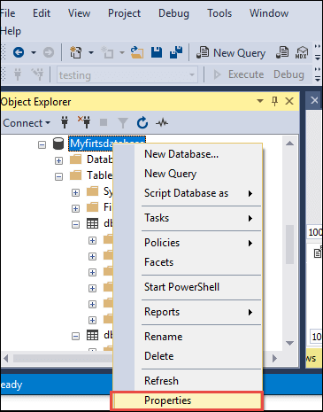 how to fix corrupted sql server database