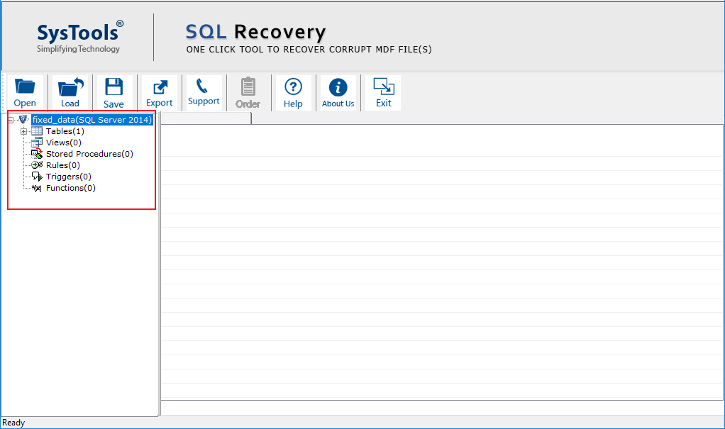 Table Level Recovery in SQL Server
