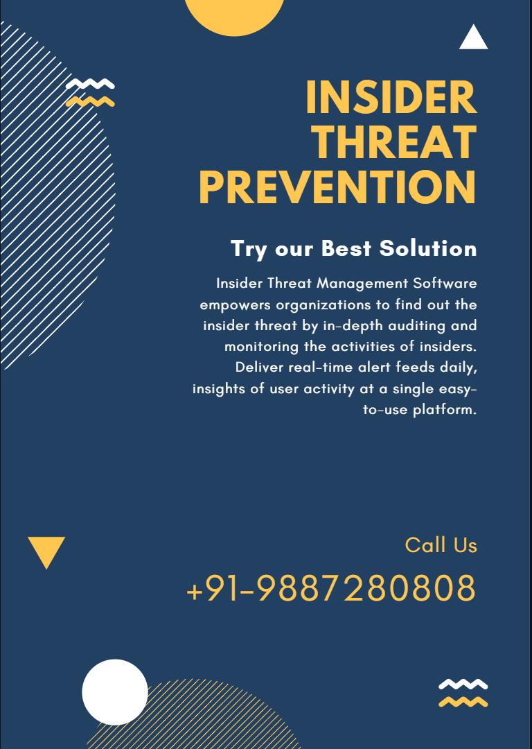 insider threat management tools