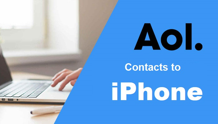 AOL Contacts on iPhone