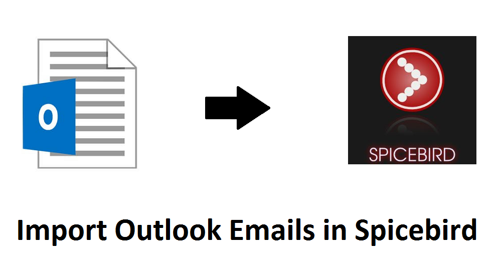 Import Outlook Emails in Spicebird