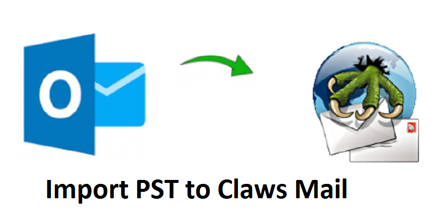 Import PST to Claws Mail