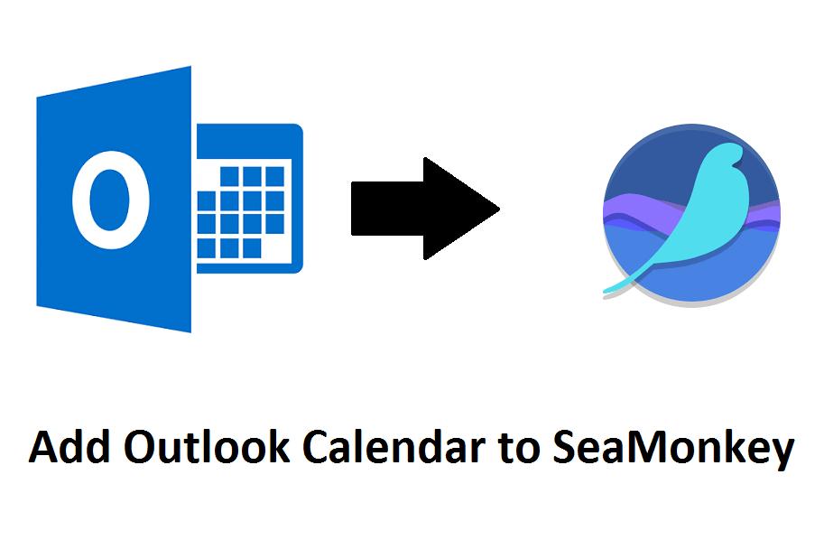 Add Outlook Calendar to SeaMonkey