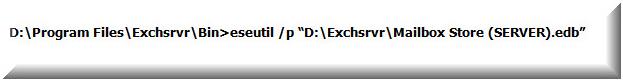 eseutil-p-server-edb