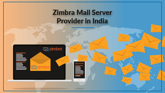 Zimbra mail server provider in india